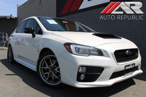 2015 Subaru WRX STI for Sale in Fullerton, CA