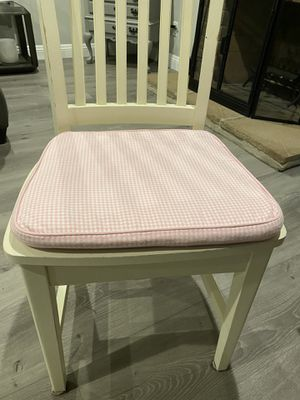 PB Kids Carolina Chair Pad insert and cover for Sale in Chino Hills, CA