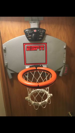 ESPN basketball hoop for Sale in Orland Park, IL