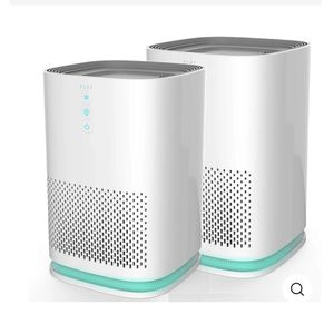 2 brand New Air Purifiers Medify Air MA-14 .white And Black Color . for Sale in Los Angeles, CA