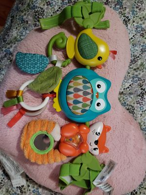 Baby toy for strollers or car seat for Sale in Los Angeles, CA