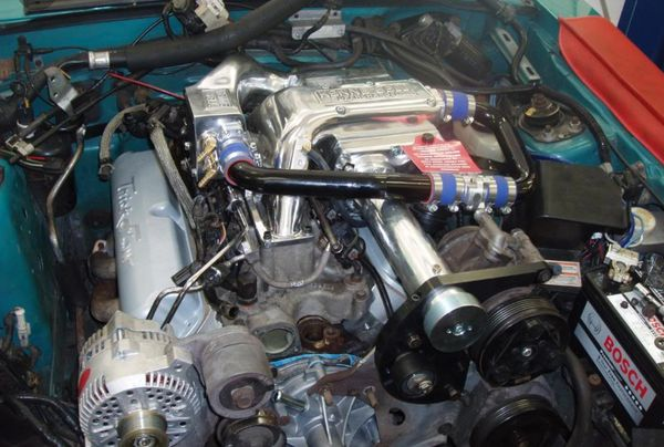 87-93 Mustang 5 0 foxbody 2 1 L kenne bell blowzilla supercharger kit for  Sale in Queen Creek, AZ - OfferUp
