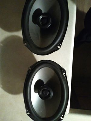 Jbl 6x9s 600 watts a piece for Sale in Grand Island, NE