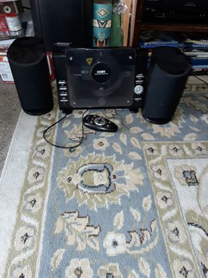 Coby CX-CD377 Micro CD Stereo System for Sale in Fort Mohave, AZ