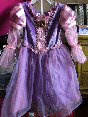 Disney Rapunzel dress~ size 3 for Sale in Phoenix, AZ
