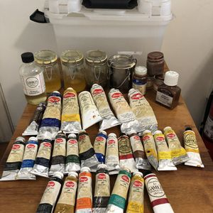 Oil Paints for Sale in Los Angeles, CA