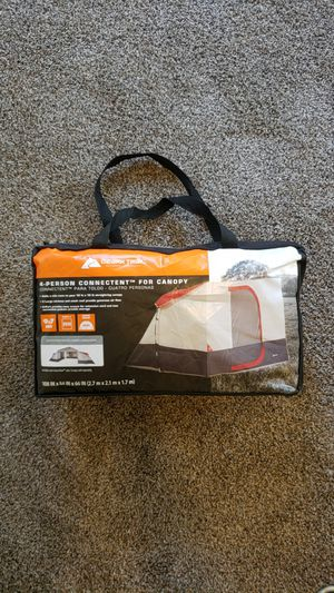 4 Person Camping Tent for Sale in Chandler, AZ