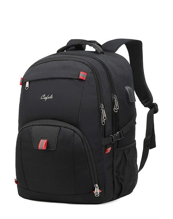 Cafele 17.3 inch Laptop Backpack
