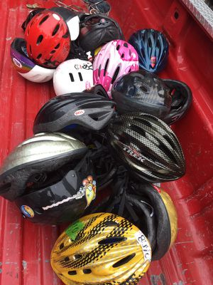 Bike Helmets Adults and Kids for Sale in Chicago, IL