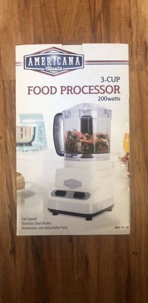 Brand New Food Processor for Sale in Los Angeles, CA