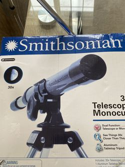Smithsonian Telescope for Sale in Bartlett,  IL