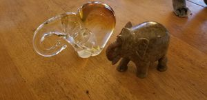 Collectables heavy Elephant statues for Sale in Greensboro, NC