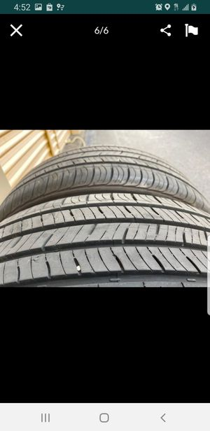 Tires 215 55 17 life 90 for Sale in Miami, FL
