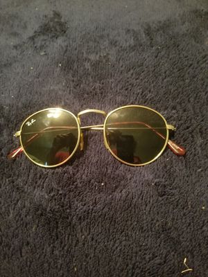 Ray Ban Sunglasses Round Frames for Sale in Port Arthur, TX