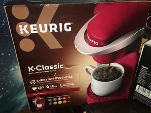 Keurig K•Classic Coffee Maker for Sale in Houston, TX