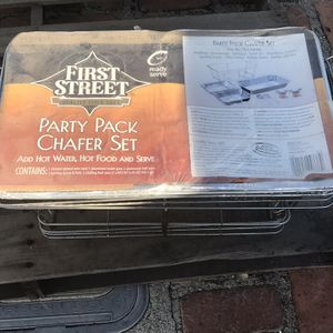 Free Chafing Dish for Sale in Los Angeles, CA