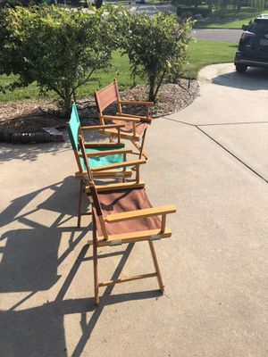 Chairs Director for Sale in Wichita, KS