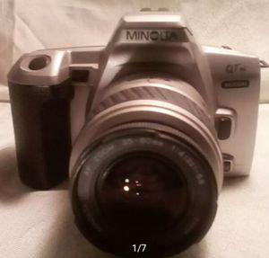 Film minolta camera for Sale in Aurora, CO