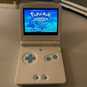 Gameboy Advanced Sp Ags-001 Ips Moddified for Sale in Newport News, VA