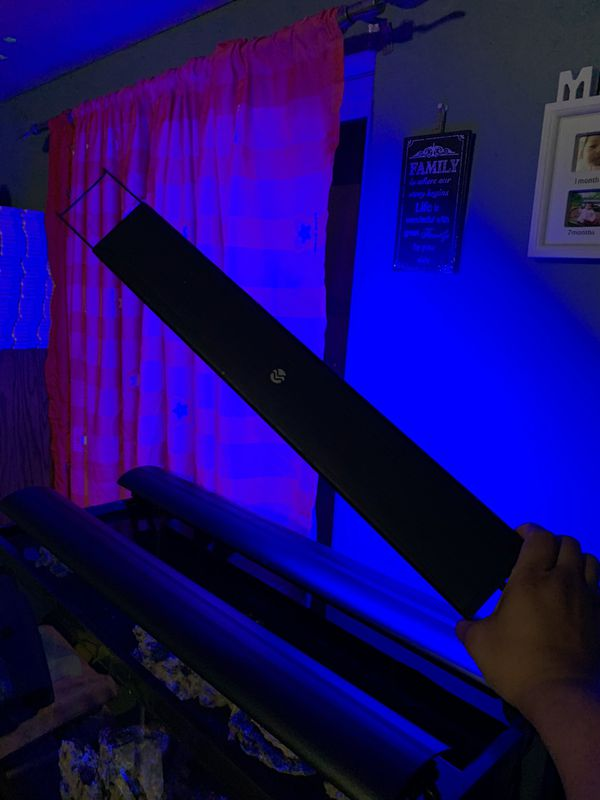 Salt water led lighting great for coral LIGHT ONLY PLEASE READ DESCRIPTION