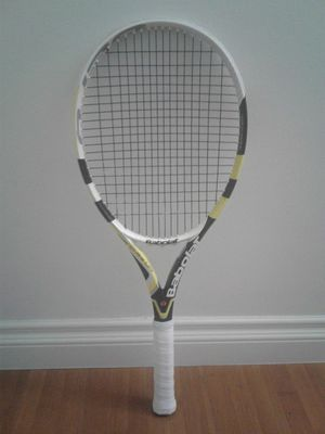 Babolat Aeropro Lite GT Strung Tennis Racquet 4-3/8 for Sale in West Los Angeles, CA