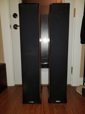Polk Audio TSI400 speakers for Sale in Fond du Lac, WI