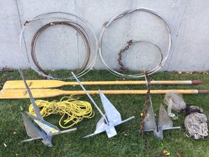 Boat fishing equipment for Sale in New Bedford, MA