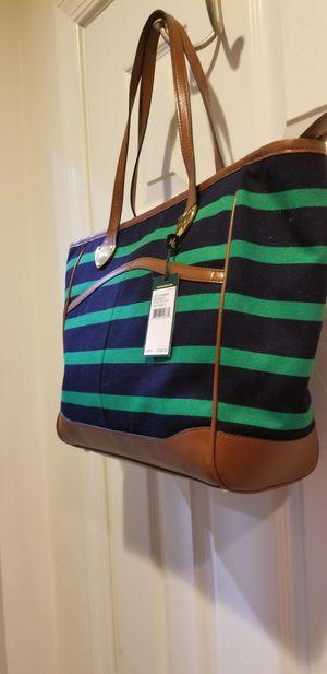 Ralph Lauren bag strips for Sale in Dumfries, VA