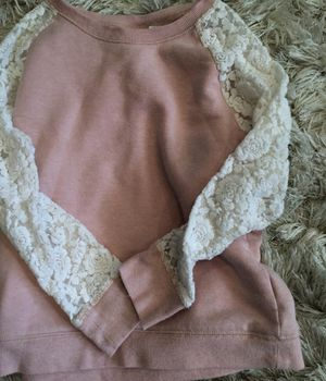 Girls clothes winter lot H&M gap kids 6-8 years sweaters sparkle leggings for Sale in Stockton, CA