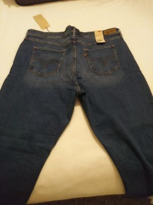 Size 22 Women's LEVI 512 skinny jeans BRAND NEW for Sale in Orlando, FL
