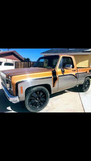 Chevy truck 76 short box for Sale in Phoenix, AZ