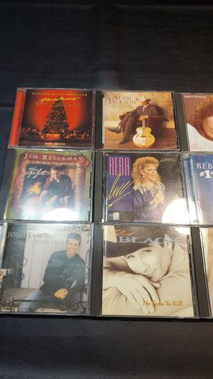 11 assorted cds for Sale in Palm Harbor, FL