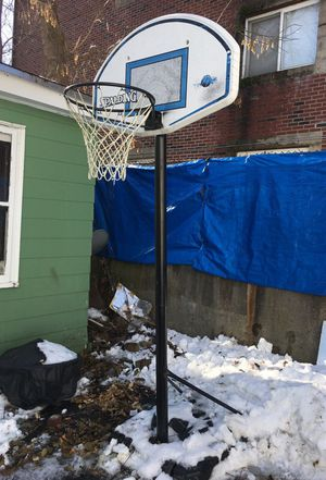 Home basketball hoop for Sale in Lowell, MA