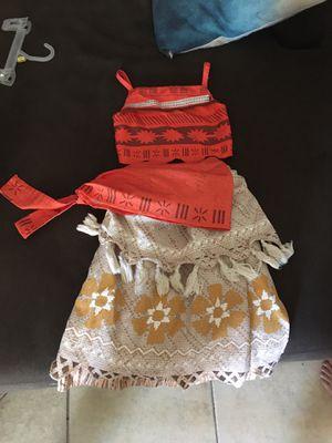 3T Disney brand Moana costume for Sale in Phoenix, AZ