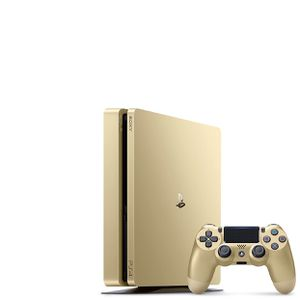 Limited Edition Gold PS4 for Sale in Hialeah, FL