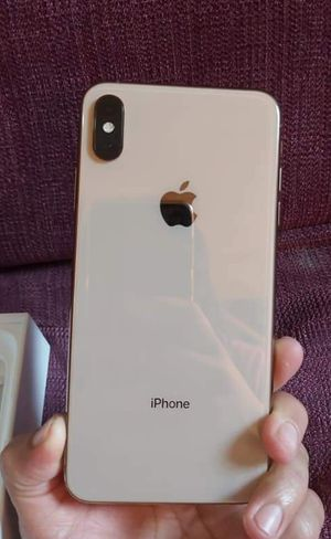 Iphone xs max for Sale in Mesa, AZ