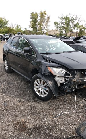 Selling parts for a black Mazda CX-7 for Sale in Detroit, MI