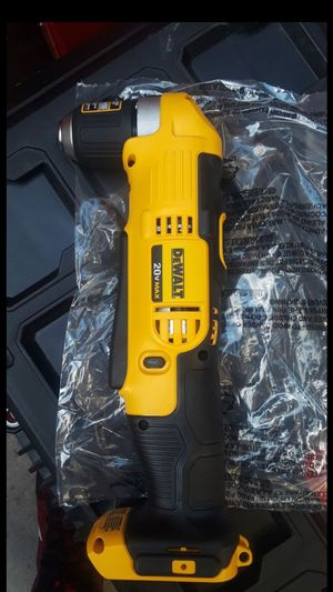 Dewalt RIGHT ANGLE DRILL 3/8 for Sale in Norwalk, CA