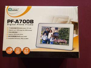 Digital photo frame album for Sale in Fort Lauderdale, FL