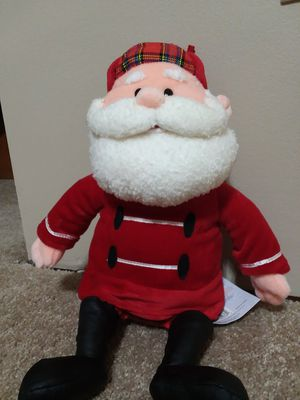 "CVS Rudolph the Red Nose Reindeer The Island of Misfit Toys Santa Claus 12""Plush for Sale in Cleveland, OH"