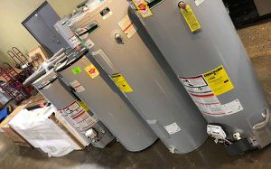 Gas and Electric Water Heaters H XH for Sale in El Paso, TX