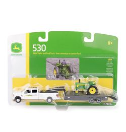 John Deere 1:64 Scale 530 Tractor with Ford F350 Dealer Truck and Trailer for Sale in North Las Vegas,  NV