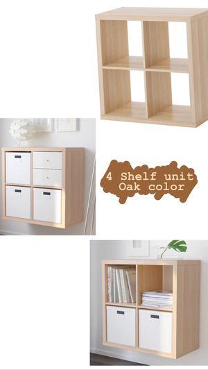 Ikea 4 unit shelf for Sale in Garden Grove, CA