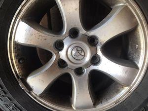 Toyota 4Runner rims & tires for Sale in Lakeline, OH