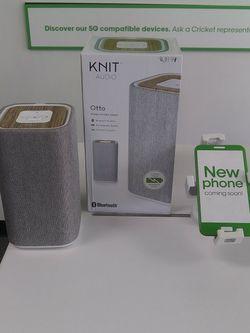 Knit Audio Speaker for Sale in San Angelo,  TX