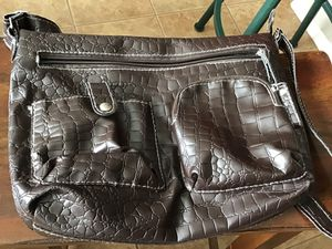Dark brown purse for Sale in Sierra Vista, AZ