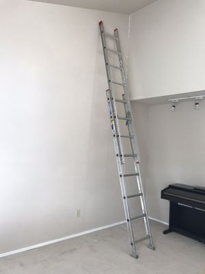 Werner Extension Ladder, 16-Feet for Sale in Seattle, WA