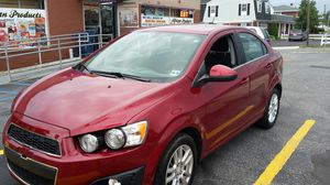 2015 Chevy Sonic for Sale in Voorhees Township, NJ