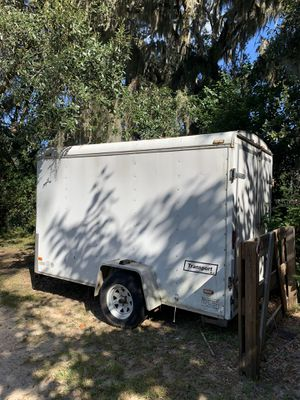 Box trailer in great condition for Sale in Savannah, GA