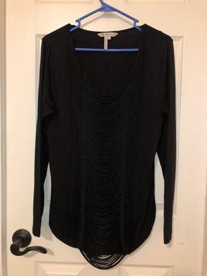 BCBGeneration black shirt size L for Sale in Goodyear, AZ